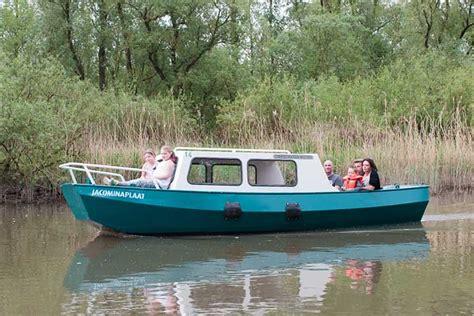 sloep of bootje huren in de biesbosch diepstraten - Kajuitboot Huren Biesbosch