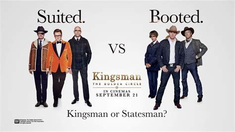 kingsman the golden circle michael offutt four things i about the kingsman