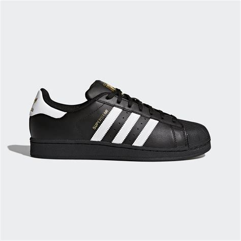 Adidas Superstars adidas superstar foundation shoes black adidas us
