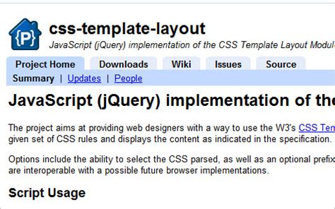 javascript layout templates 45 fresh useful javascript and jquery techniques and tools