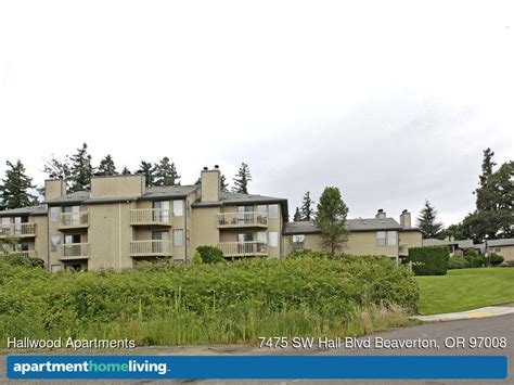 one bedroom apartments in beaverton oregon hallwood apartments beaverton or apartments for rent