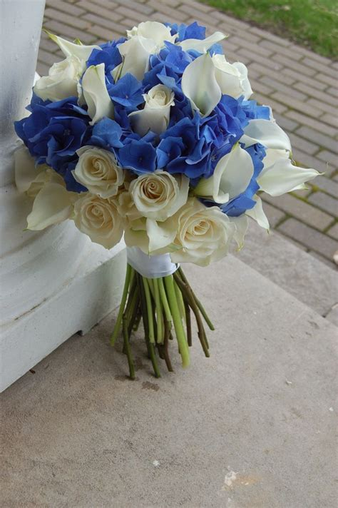 everyone needs a touch of silver blue flowers in their