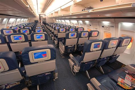 Delta Boeing 757 Economy Comfort by Transcontinental Comparison Economy Seats The Points