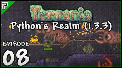 Who Let The Goblins Out Galacula And Rayd8 by Terraria 1 3 3 Let S Play Goblins Eater Of Worlds
