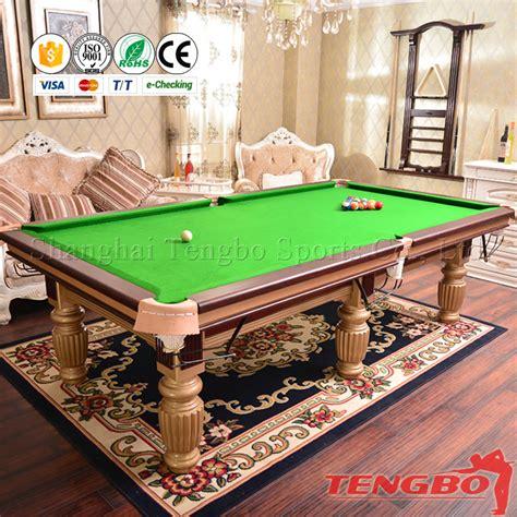 Meja Billiard Besar meja biliar 8ft ecnomic 9ft pool meja murah untuk dijual
