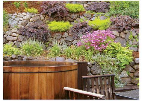 Steep Slope Garden Ideas Landscaping On A Hillside Steep Slope Secret Garden Landscaping Landscape Care Ideas