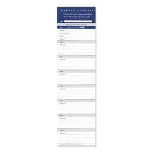 Template For Franklin Covey Weekly Compass Cards by Pocket Size Weekly Compass Cards Co Uk Office
