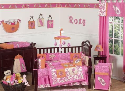 Hawaiian Crib Bedding by Tropical Hawaiian Baby Bedding 9pc Surf Crib Set