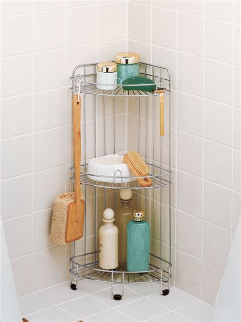 Corner Shower Caddy Stainless Steel In Shower Caddies Bathroom Caddies Shower