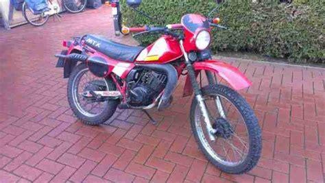 125ccm Motorrad Fahrzeugbrief by Honda Mtx 80 Hd06 Mit 125 Ccm Motorradzulassung Bestes