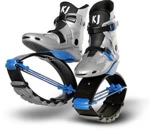 Exercise Bike Desk Kangoo Jumps Anti Gravity Fitness Boots Dudeiwantthat Com