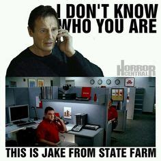 Jake From Statefarm Meme - name badges funny names and my name is on pinterest