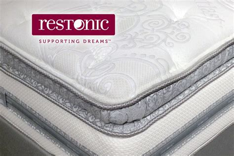 restonic comfort care select restonic 174 comfort care select hartford pillow top collection