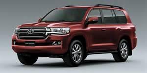 2016 Toyota Land Cruiser 2016 Toyota Land Cruiser Launched At Rs 1 29 Crore Gaadi