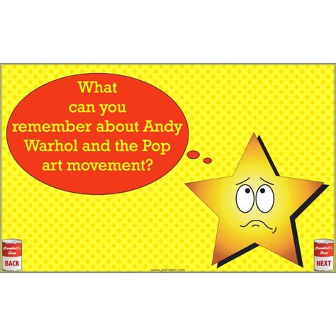 when was the pop movement warhol the pop movement ks2 andy warhol complete