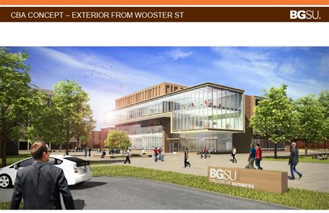Bowling Green State Mba Career Services by College Actively Fundraising For Construction Of New