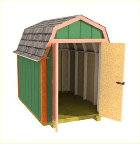 Barn Roof Shed Plans Jenslehman Com