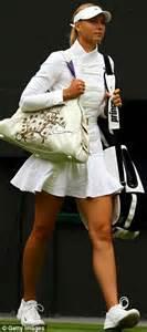 Roger federer and maria sharapova are wimbledon fashion s big hitters