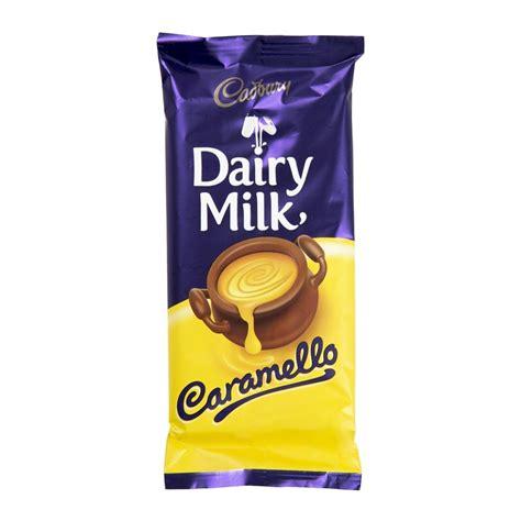 caramell p cadbury caramello dairy milk chocolate 88g woolworths co za