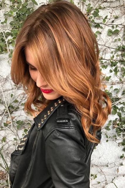hair color trends  summer hairstyles