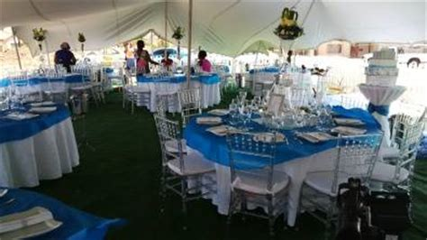 limpopo wedding decor polokwane event services and