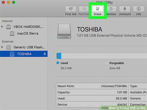 format flash drive as mac os extended how to format usb on mac 10 steps with pictures wikihow
