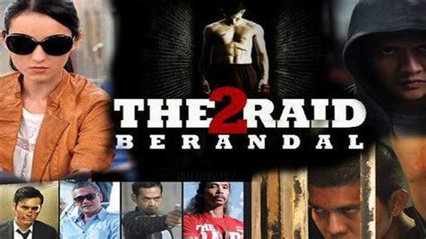 film action indonesia vs malaysia the raid 2 berandal film action hollywood suguhkan