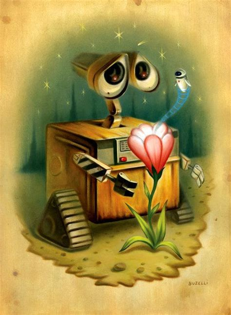 film robot pixar disney the plant and awesome on pinterest