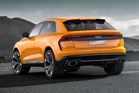 Audi As by Again With More Intensity Audi Q8 Concept Returns As A