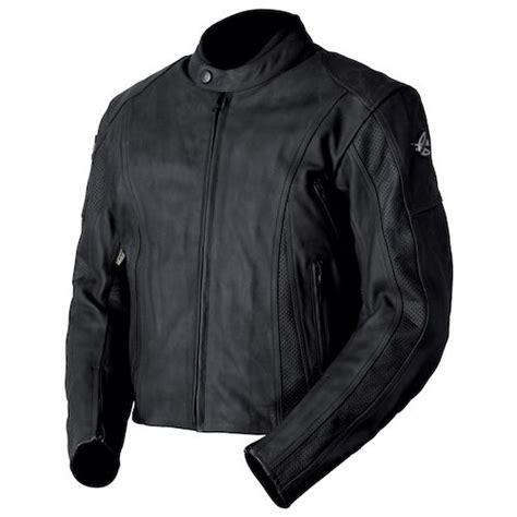 sport motorcycle jacket agv sport canyon perforated leather jacket revzilla