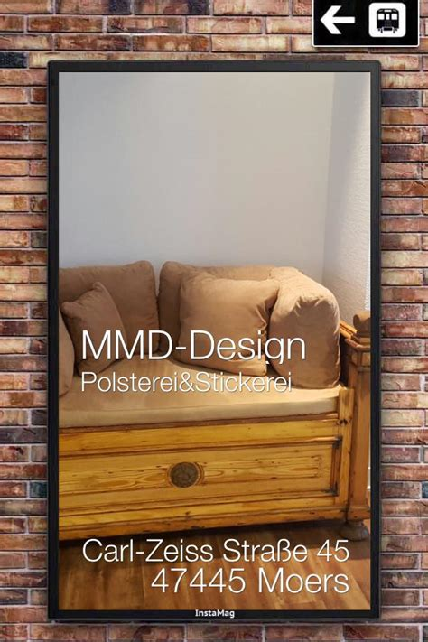 Polsterei Moers by Mmd Design Us Car Service Polsterei Stickerei Home