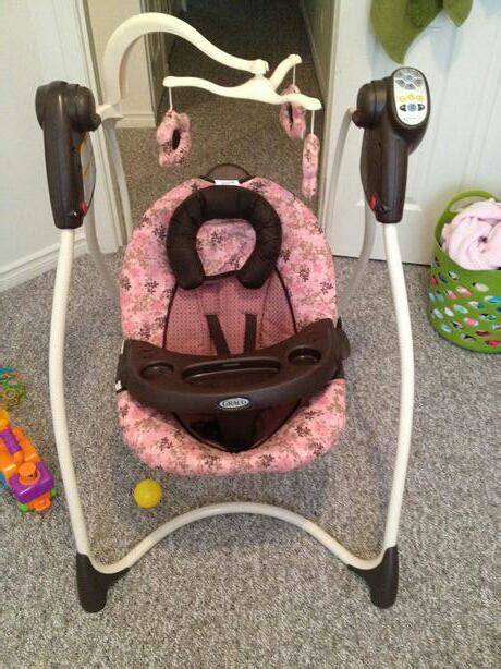 used graco swing graco baby swing victoria city victoria