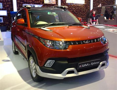mahindra car models and prices mahindra kuv100 kuv100price