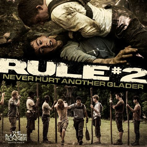 the maze runner new trailer and contest bookstacked