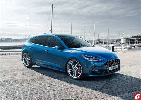 2019 Ford Focus by Future 2019 Ford Focus St Brings Back The Styling Magic