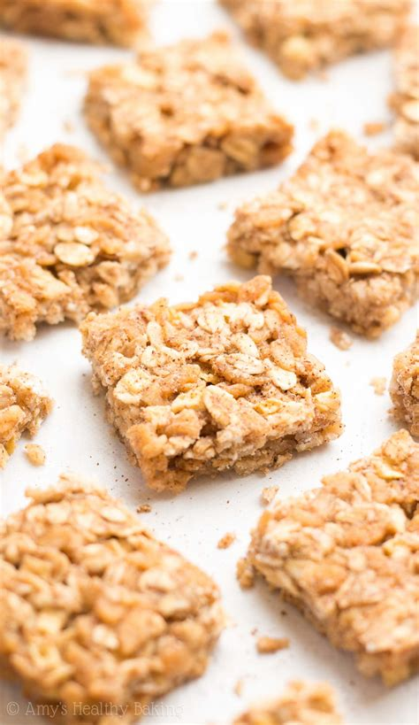 Healthy Snack Jigsaw Bars healthy apple pie granola bar bites s healthy baking