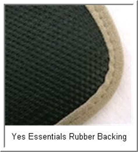 How To Remove Rubber Smell From Floor Mats by Automobile Floor Mats From Yes Essentials Are Water Stain