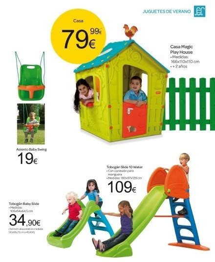 juguetes de jardin para ni os cat 225 logo carrefour muebles de jard 237 n espaciohogar