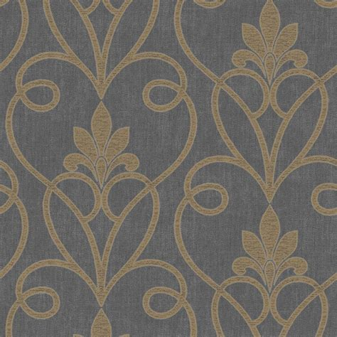 black damask wallpaper home decor black damask wallpaper home decor home design