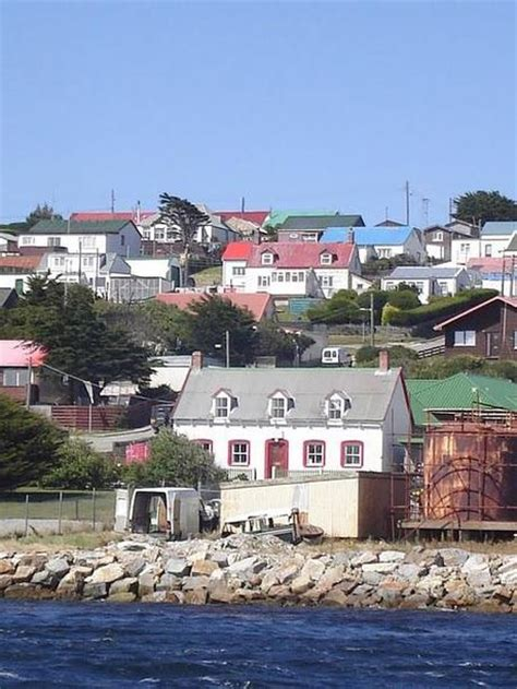 Falkland L by Port Stanley Falkland Islands Paperblog