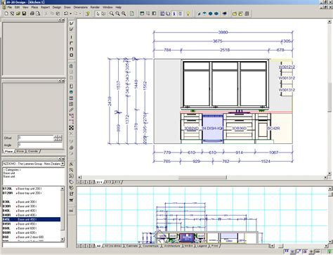 100 3d kitchen cabinet design software