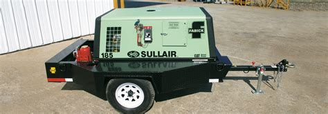 air compressor rentals rent power equipment fabick cat