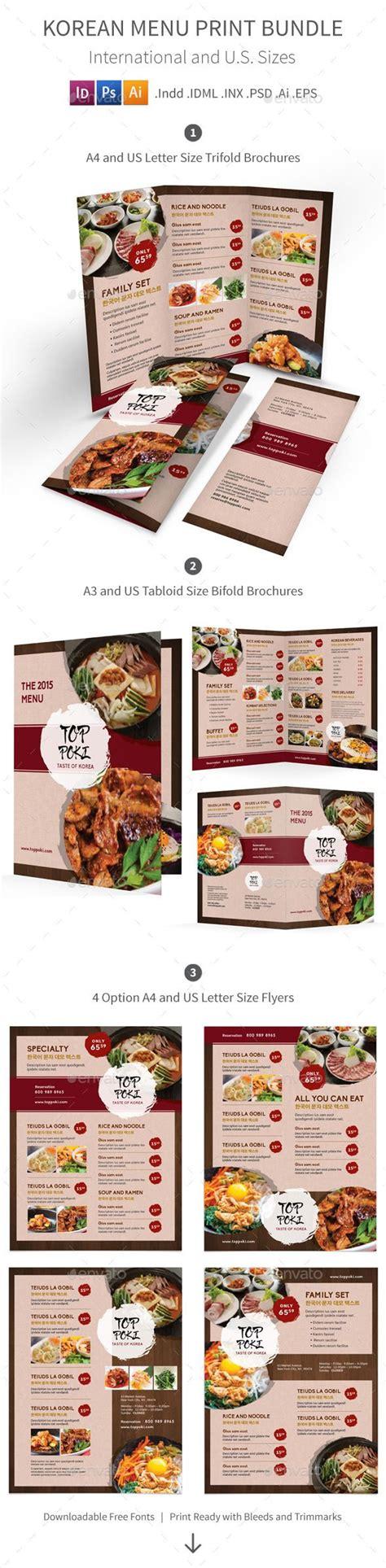 menu design korean 14 best korean restaurant interiors images on pinterest