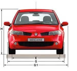 Renault Megane 2 Dimensions Dimensions 2 4 Renault Megane 2 Rs Dci 2007 Http