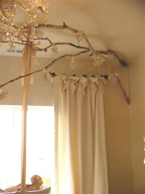 rustic curtain rods 17 best images about rustic curtain rods on pinterest