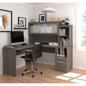 Sutton L Shaped Desk 1000 Ideas About Computer Desk With Hutch On White Desk With Hutch Desk Hutch And