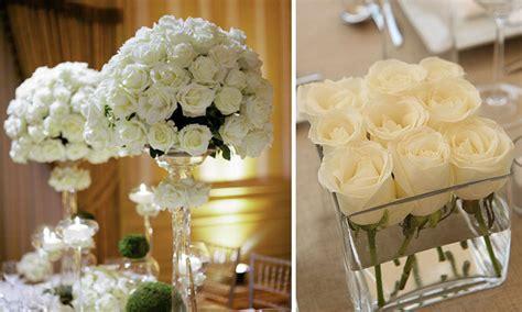 como decorar velas para matrimonio decoraci 243 n de bodas arreglos florales para centros de mesa