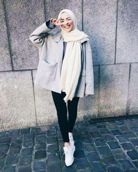 Coat Mocca Pakaian Muslimah Modis Fashion Muslim 20 attractive winter buzz 2018