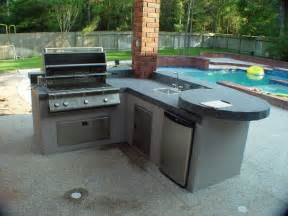 outdoor kitchen island image eight