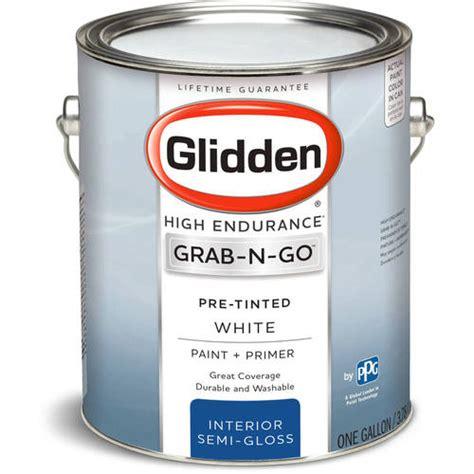 best interior semi gloss paint glidden high endurance interior semi gloss paint white 1